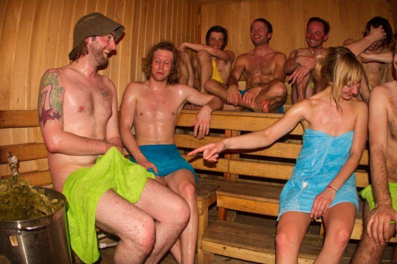 サウナ 混浴 画像003