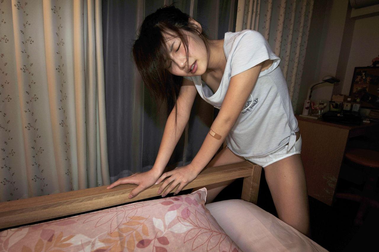 【画像あり】女子中学生が自宅でよくやる自慰行為wwwwwwwwwwwwwwwwwwwwwwwwwww・13枚目