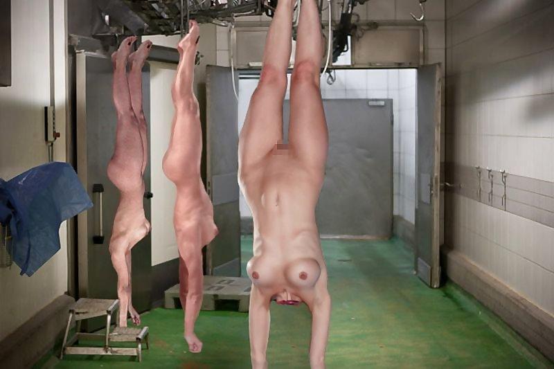 【※グロ注意】首チョンパされた女の全裸画像を貼ってくスレ・・・勃起したヤツすぐに病院行けよwwwww・16枚目