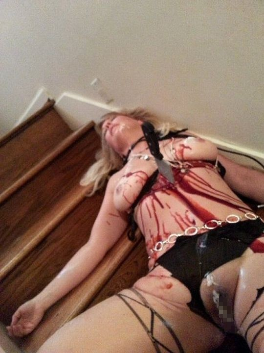 【閲覧注意】殺害されたまんさんのヌード画像を貼ってくスレ・・・ぐうシコやったwwwwwwwwwwwww(画像24枚)・6枚目
