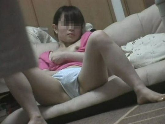 【アカン】妹の部屋にカメラを仕込んだアッニ、オナニーを晒すとか鬼畜すぎやろwwwwwwwwwwwww(画像あり)・21枚目