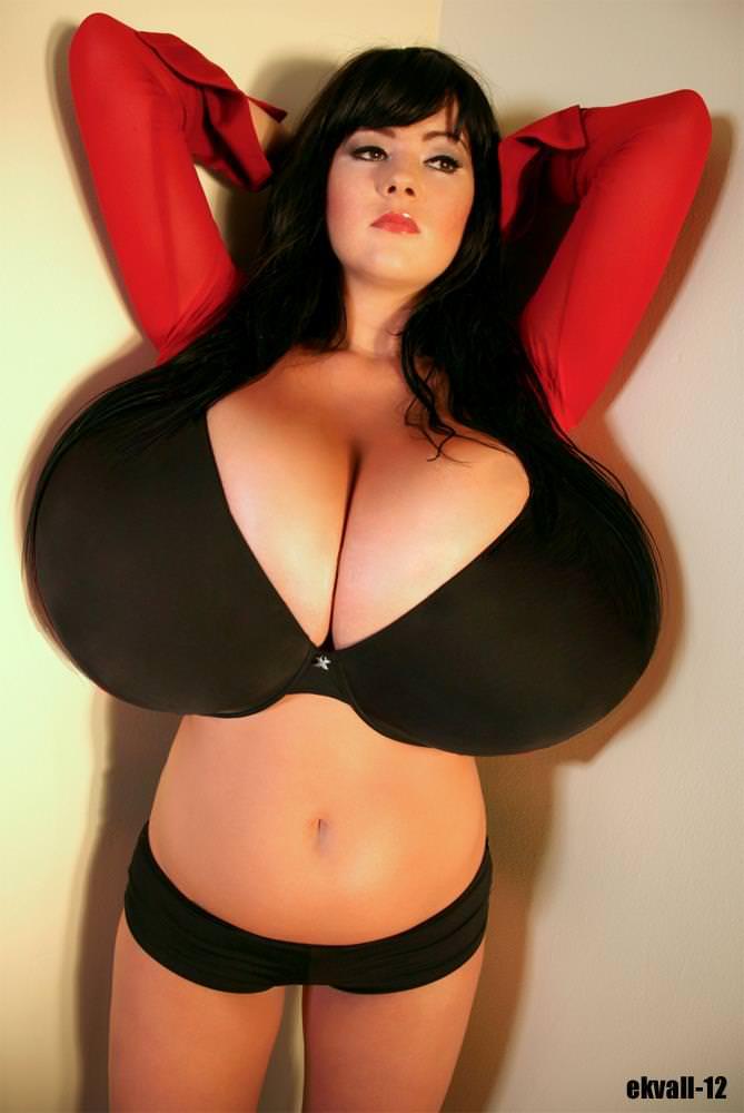 外国人 超乳おっぱいエロ 画像007