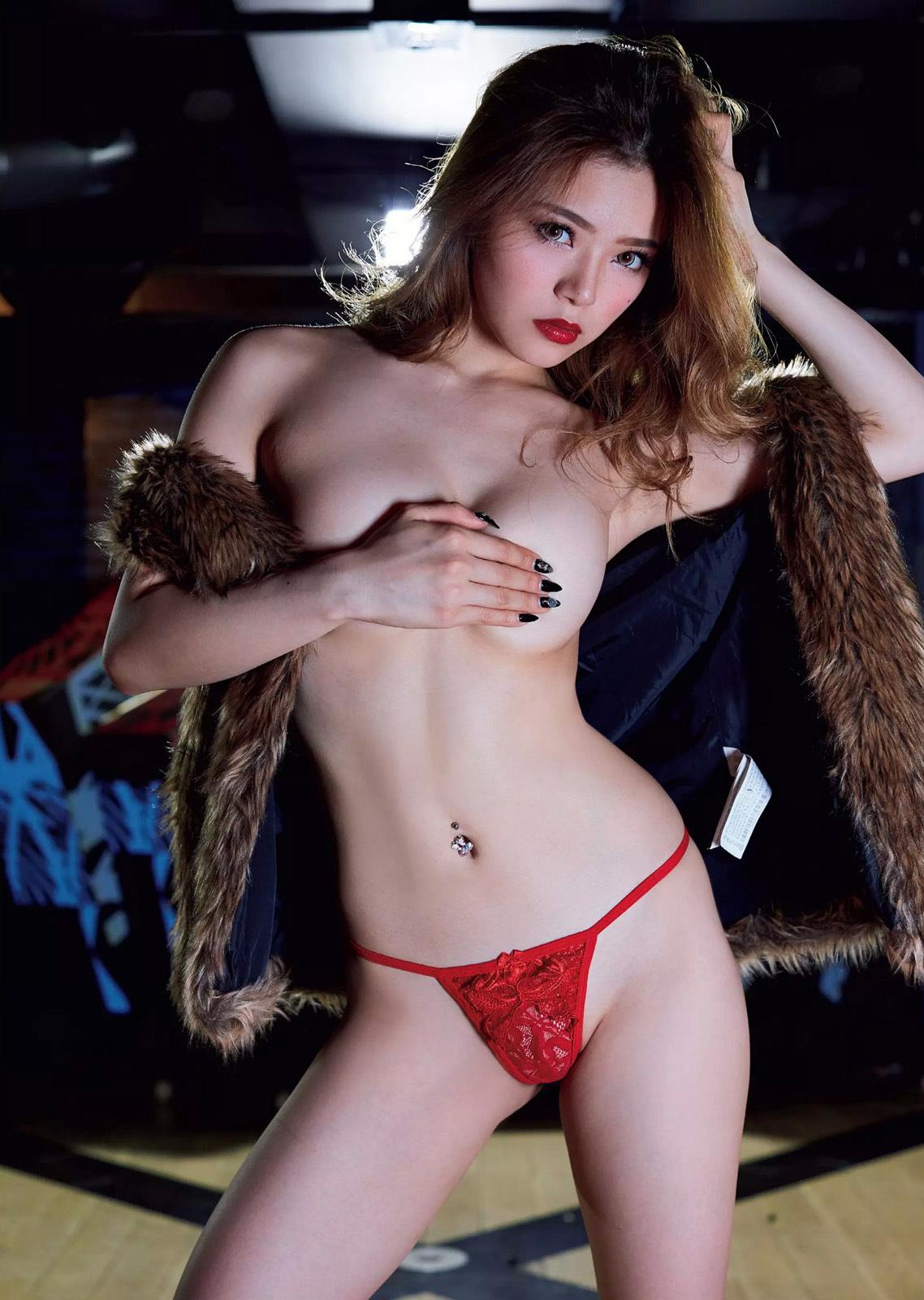 【GIFあり】人気ショークラブ「バーレスク東京」の露出ダンサー画像集 71枚・37枚目