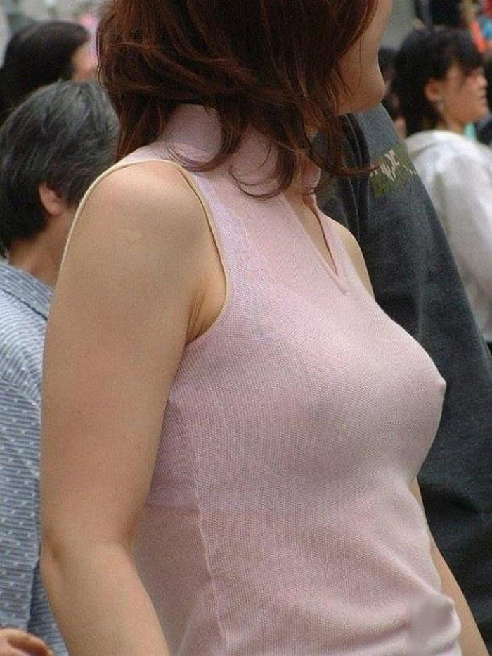 素人 乳首ポッチ 画像032