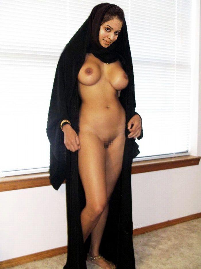 処女の娘が多いイスラム女子、脱いだらすごかった・・・・・(画像あり)・11枚目