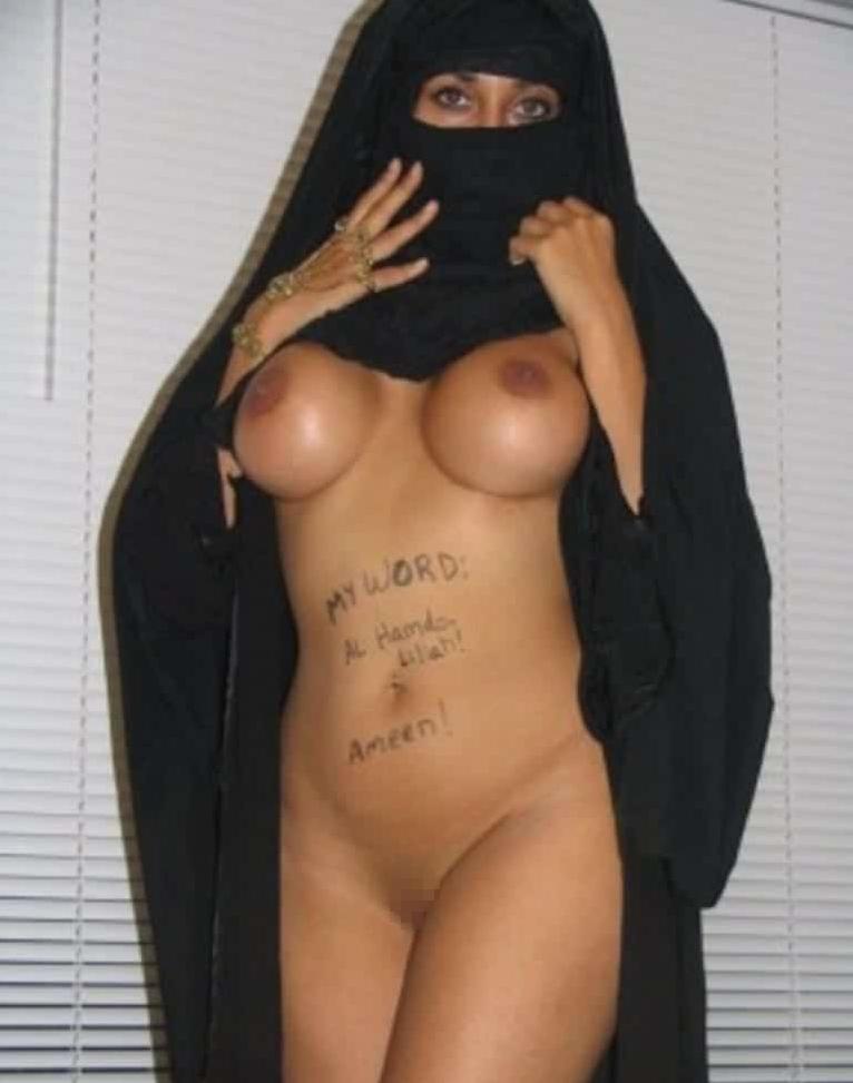 処女の娘が多いイスラム女子、脱いだらすごかった・・・・・(画像あり)・19枚目