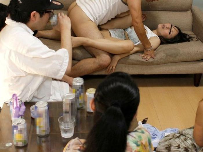 【胸糞注意】レイプサークルでとんでもない失態を犯す・・・・・(画像あり)・25枚目