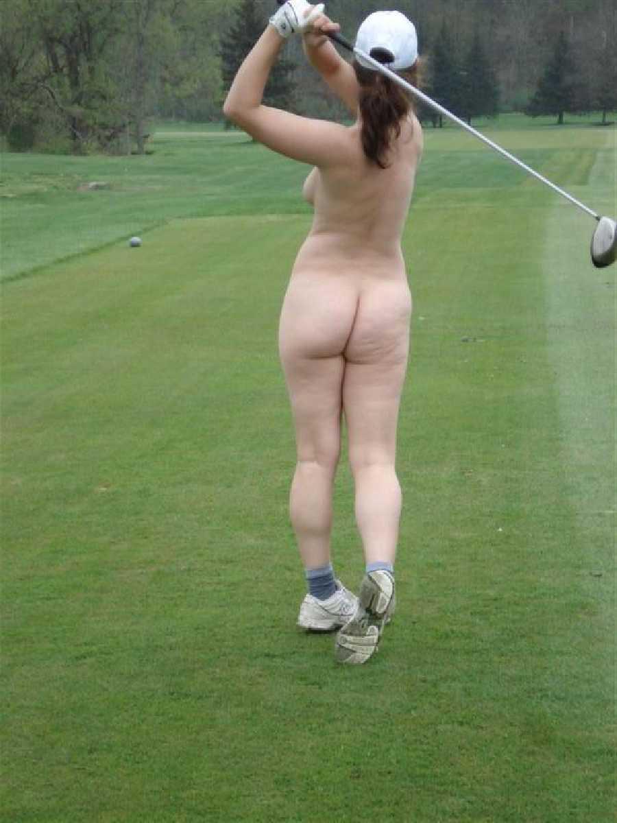 密かに開催されるお金持ち向け全裸ゴルフをご覧くださいwwwwwwwwww(画像あり)・30枚目