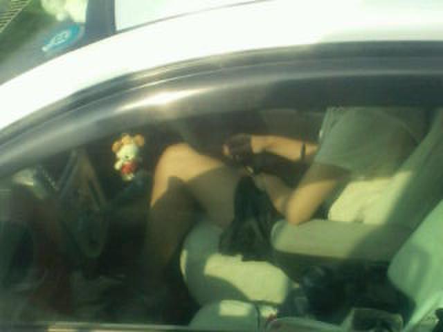 【エロ画像】トラックの運転手が事故る理由がこちら・・この眺め最高wwwwwww(画像16枚)・5枚目
