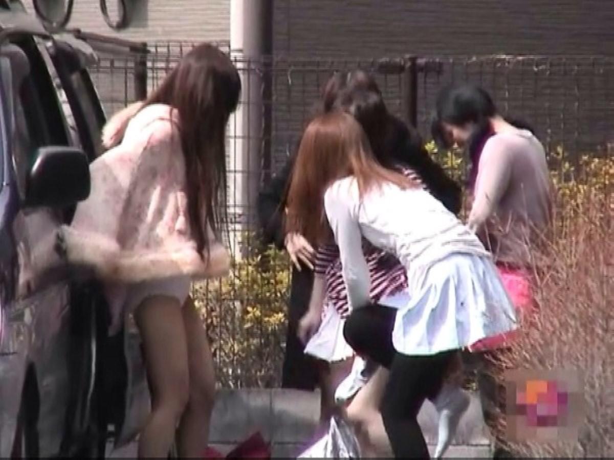 部活女子がガチで盗撮された ブツ がこれ。。パンツが若さを物語るwwwwww(エロ画像)・19枚目