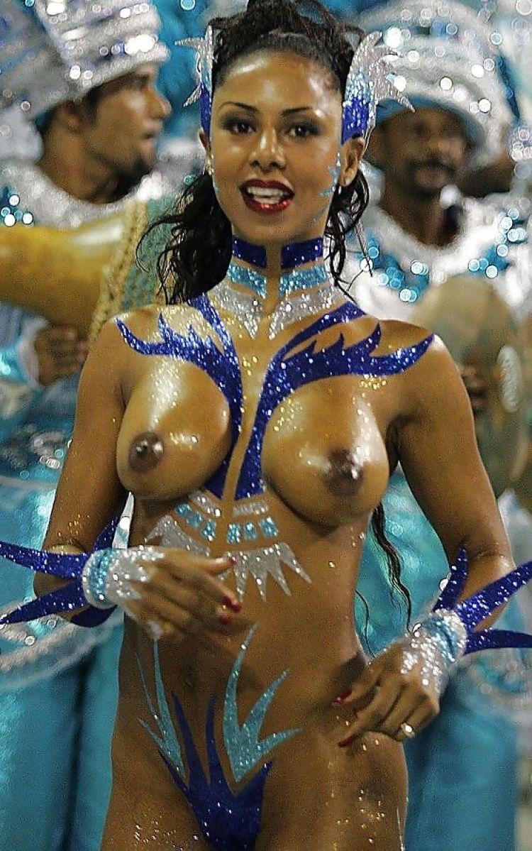 ほとんど裸踊り!過激過ぎるサンバカーニバルwwwwwwwwww 60枚・12枚目