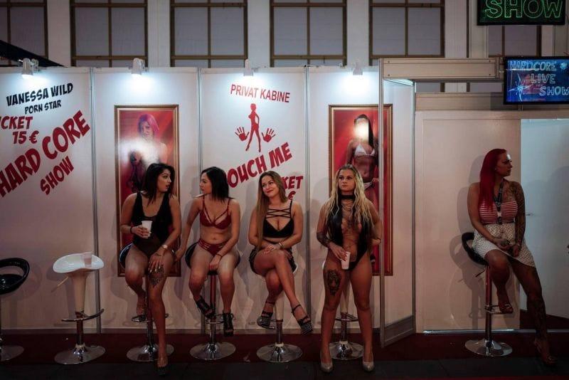 ドイツの「Venus Berlin」とかいうエロイベントがエロ過ぎる・・・(画像41枚)・11枚目