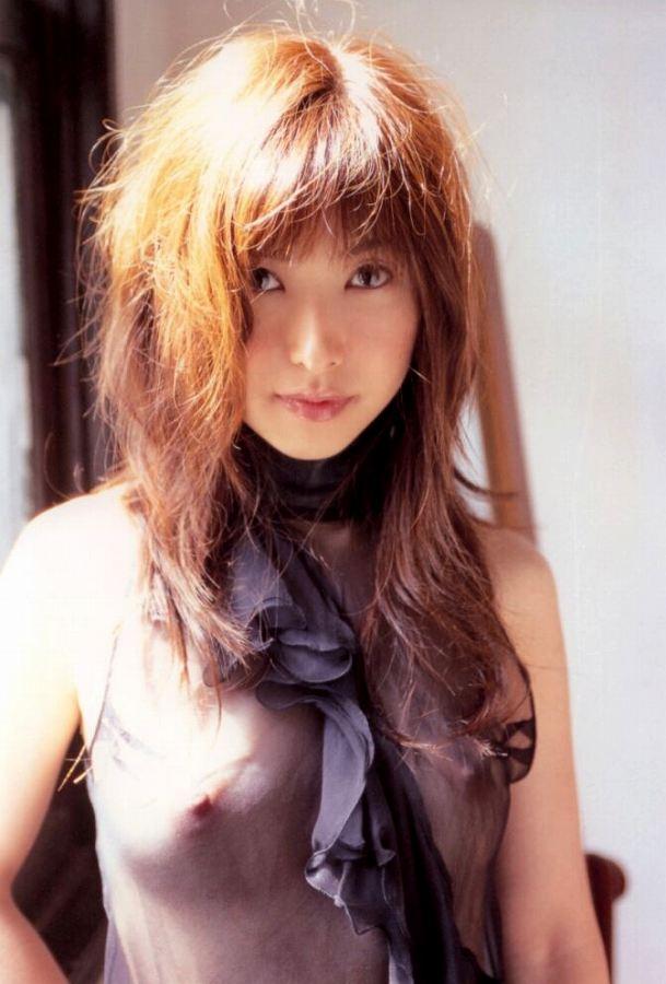 【勃起不可避】女性プロ雀士ヨーコ会長こと渡辺洋香のチクビモロ出しヌード画像集 22枚・18枚目