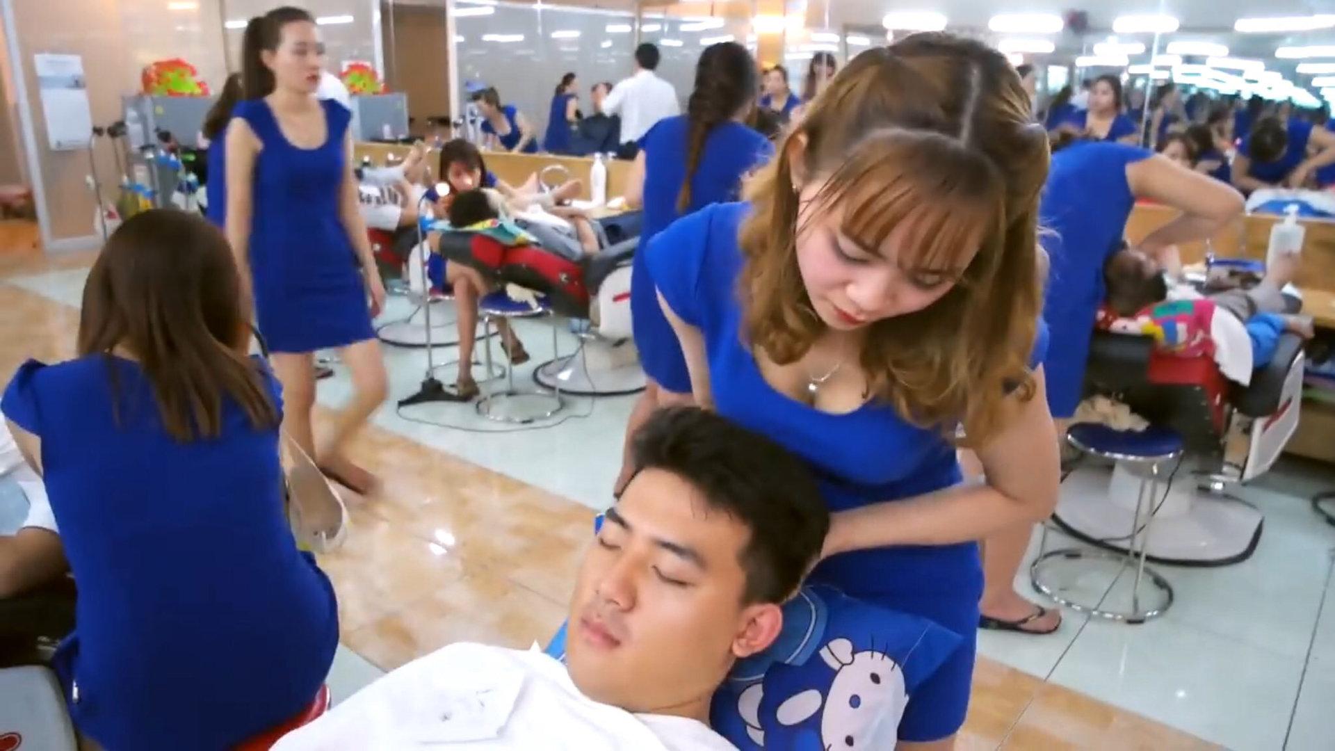 1000円で体験できるエロサービスが凄すぎる理髪店wwwwwww(画像あり)・3枚目