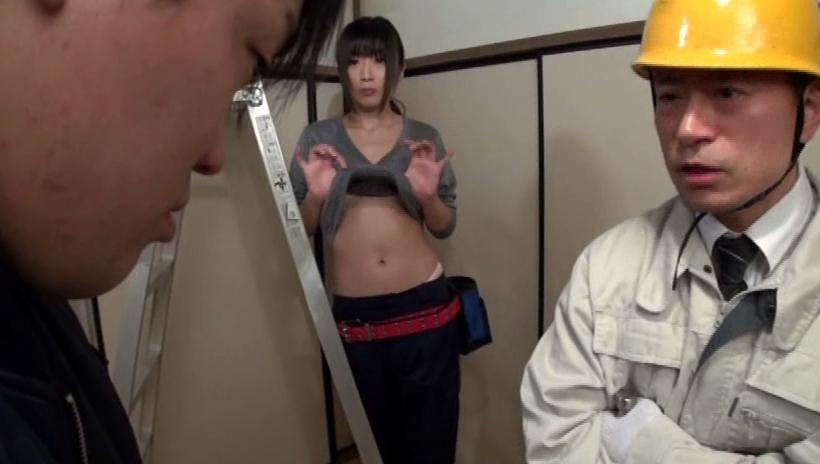 汗まみれのガテン系女子のセックス風景。ちょっとヤバいわ・・・(画像あり)・38枚目