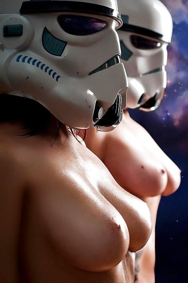 スター・ウォーズの影響を受けたエロ画像召喚するwwwwwwwwww(画像あり)・4枚目