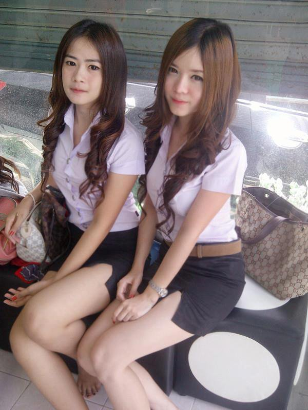 タイの美人JD、オカズを振りまく大快挙!!(画像あり)・14枚目