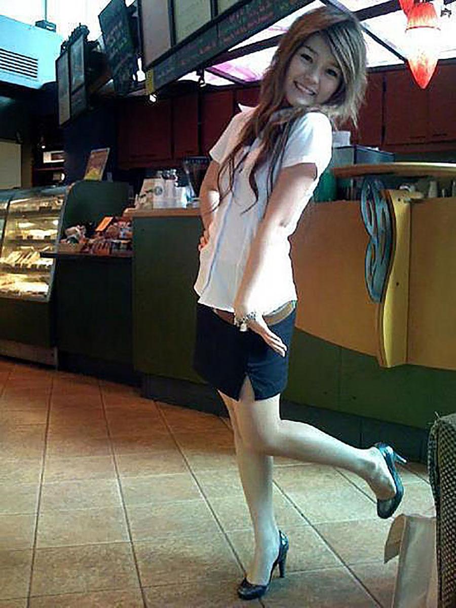 タイの美人JD、オカズを振りまく大快挙!!(画像あり)・20枚目