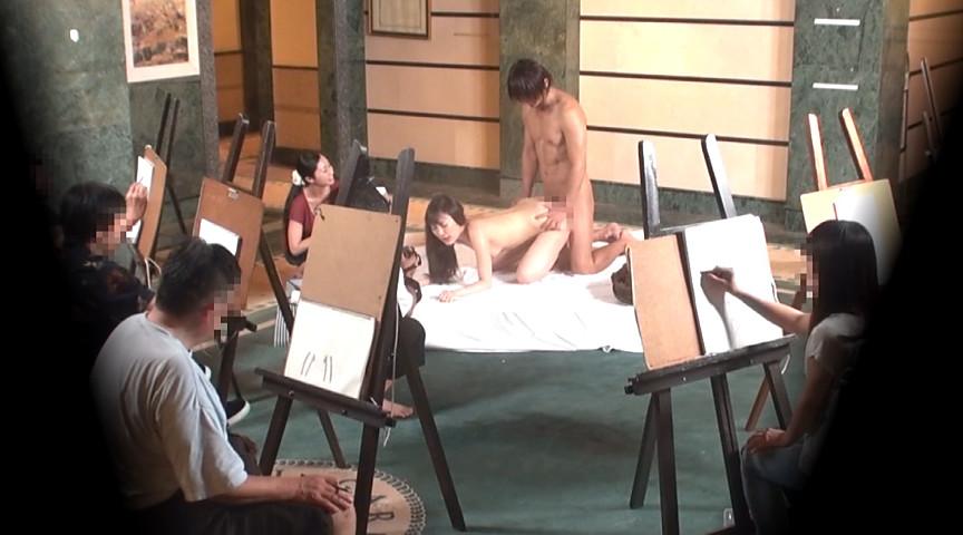 【不可抗力】ヌードモデルさんにハメポーズを要請してみた結果・・・勃起不可避wwww(※画像あり)・28枚目