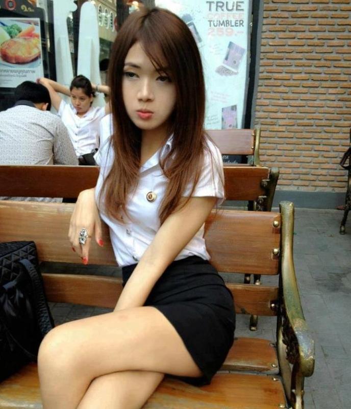 タイの美人JD、オカズを振りまく大快挙!!(画像あり)・3枚目
