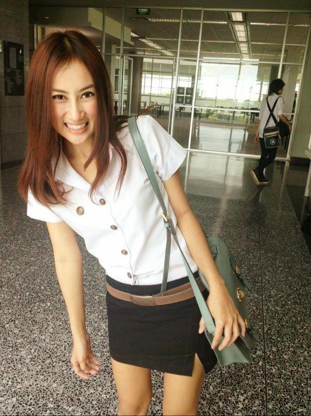 タイの美人JD、オカズを振りまく大快挙!!(画像あり)・33枚目