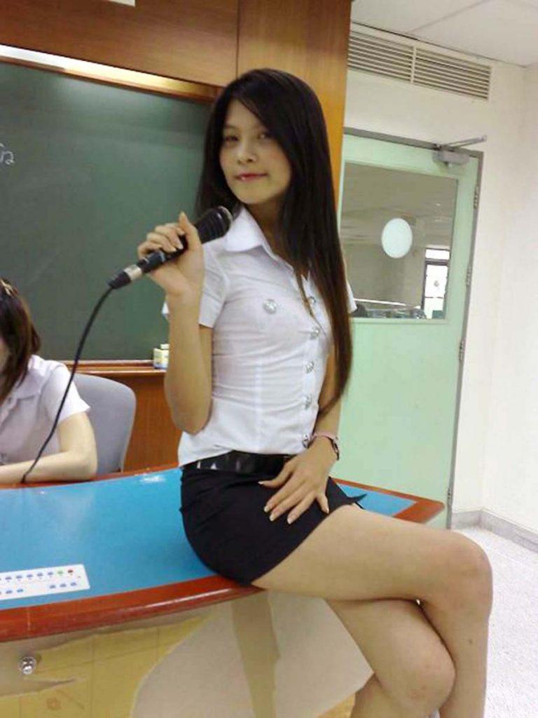 タイの美人JD、オカズを振りまく大快挙!!(画像あり)・36枚目