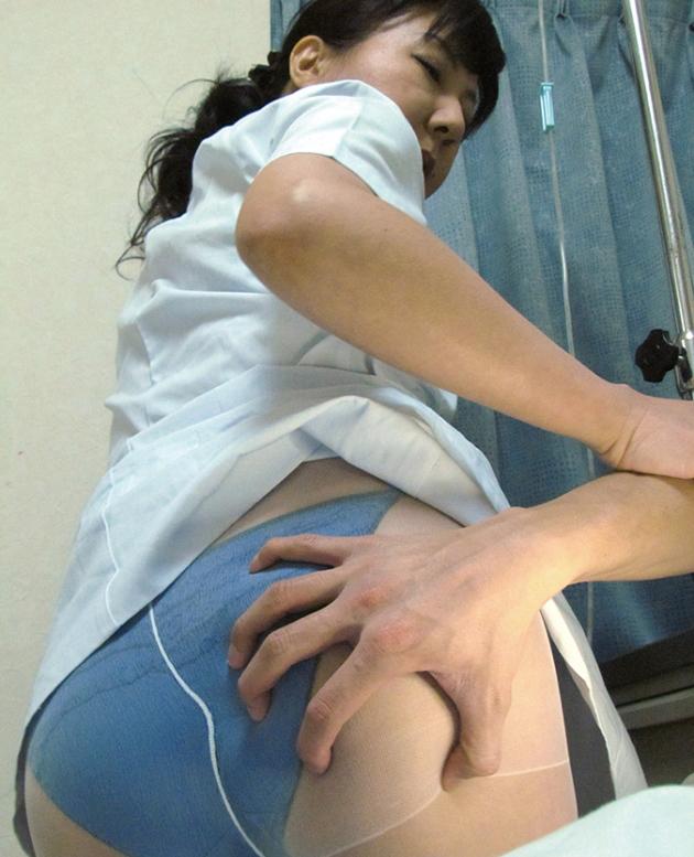 【これはアウト】看護師への過激すぎるセクハラ画像集(24枚)・7枚目