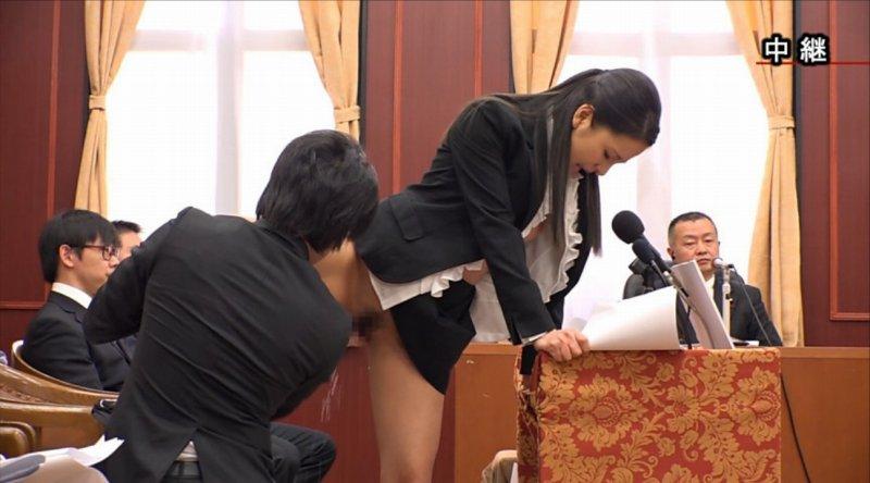 【悲報】国会で餌食となっている女性議員たち。。(画像あり)・2枚目