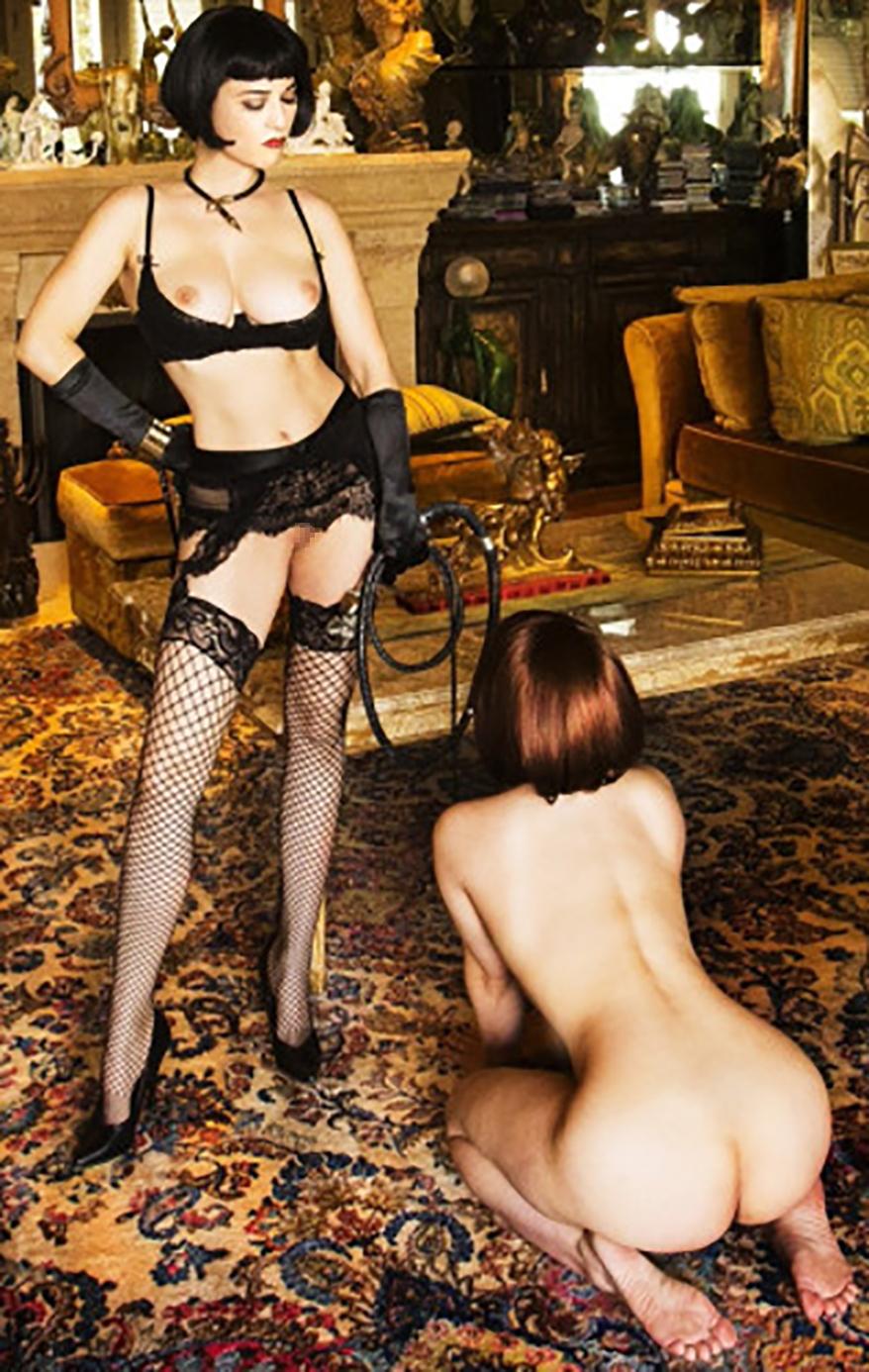 女同士がガチで挑むSMプレイがえっろすぎwwwwwwwwwwwww(画像あり)・29枚目
