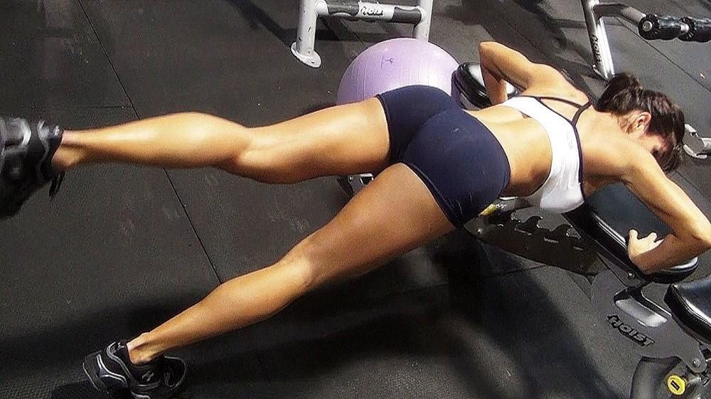 ワイ将がお勧めぐうシコ筋肉女子の破壊力ワロタwwwwww(画像あり)・35枚目