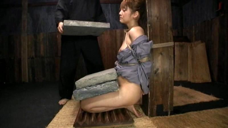 石抱き拷問とかいうとかいう拷問プレイをされた結果・・・(画像あり)・12枚目