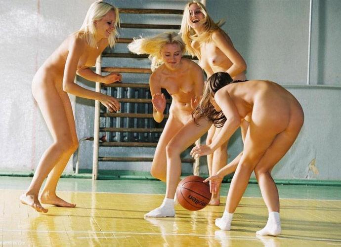 裸でスポーツを楽しむ海外の異文化、、もうついていけないンゴ。(画像あり)・28枚目