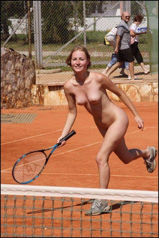 裸でスポーツを楽しむ海外の異文化、、もうついていけないンゴ。(画像あり)・3枚目