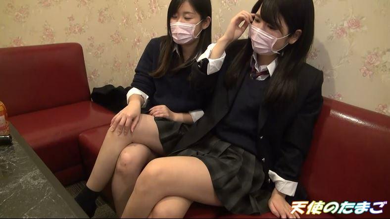 【援○】友達と2人でハメ撮りした女子学生のエロ動画ヤバくねぇ?wwwwwww(動画)・9枚目