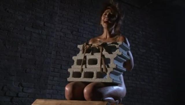 石抱き拷問とかいうとかいう拷問プレイをされた結果・・・(画像あり)・9枚目