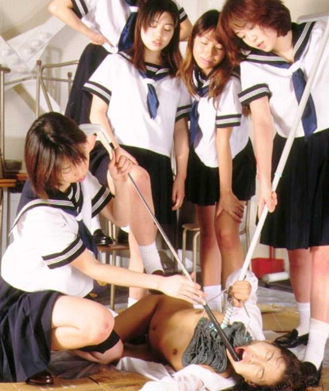 女子校内の女による女への陰湿すぎるイジメの実態がこちら・・・・・(35枚)・11枚目