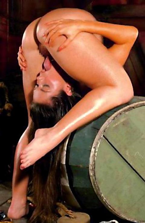 軟体女子の性欲剥き出しオナニーがコチラwwwwwwwww(画像あり)・15枚目