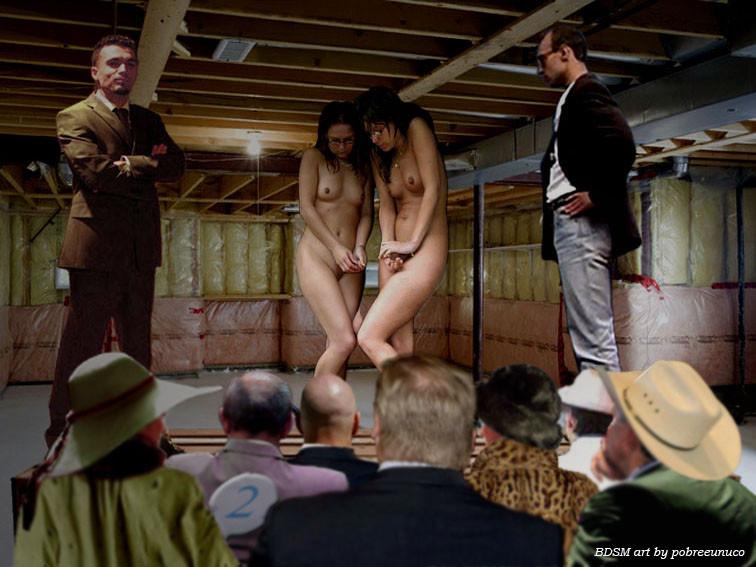 """""""市場""""で買われた奴隷さんの様子、超絶胸糞。。。(画像23枚)・21枚目"""