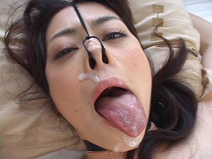鼻フックされたまま顔射されてアヘる淫乱さよ・・・・・(画像26枚)・12枚目