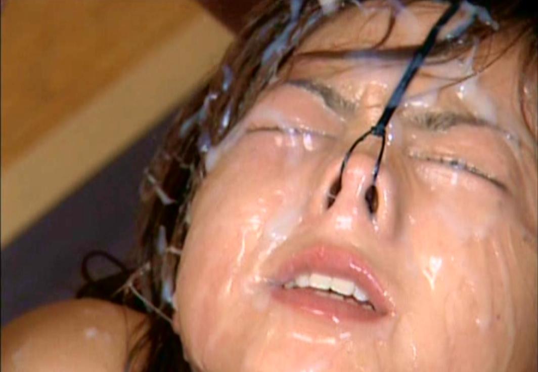鼻フックされたまま顔射されてアヘる淫乱さよ・・・・・(画像26枚)・13枚目