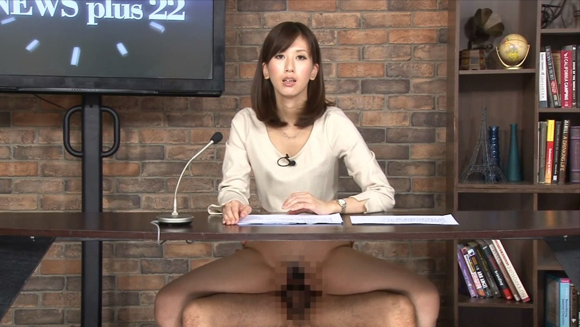 女子アナ系 AVエロ 画像002