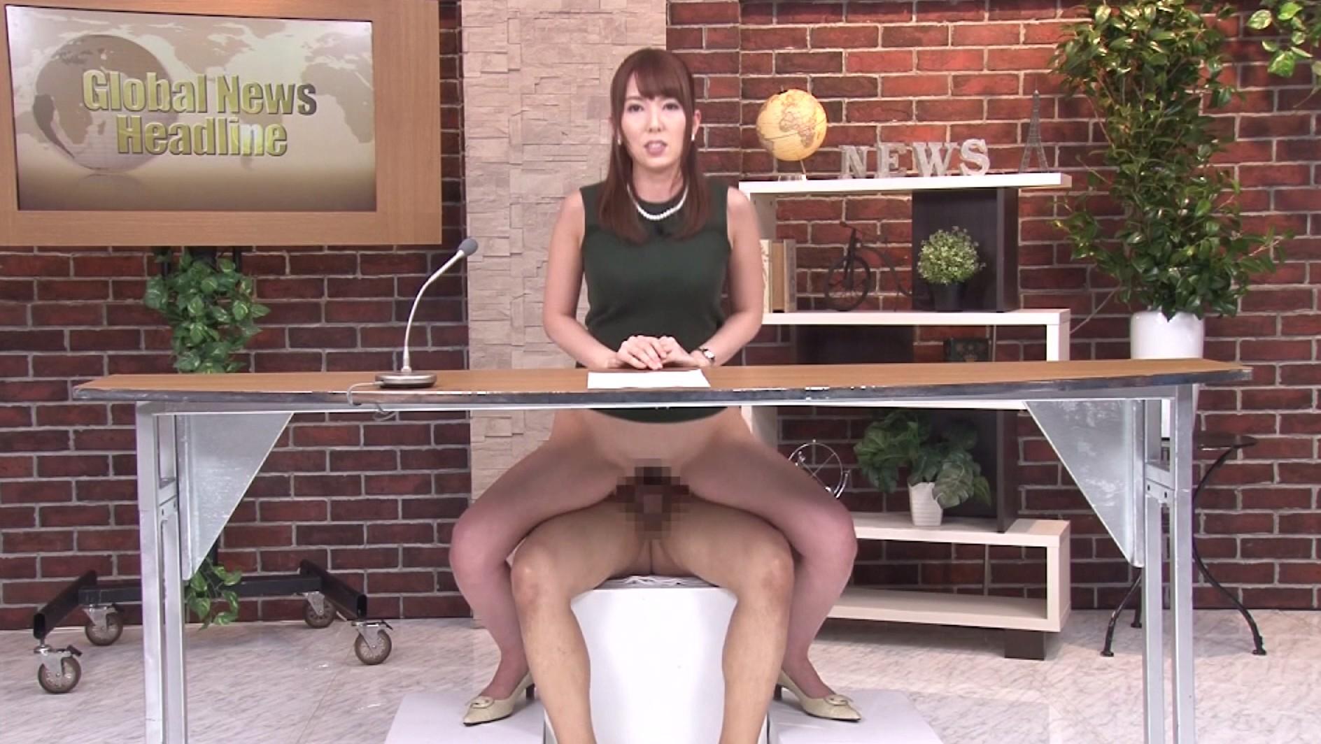 女子アナ系 AVエロ 画像006