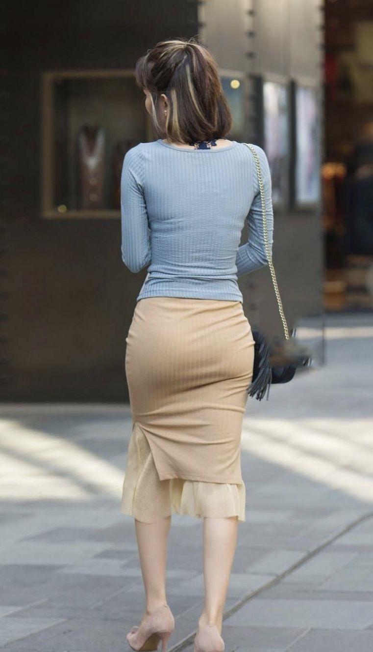 街中を歩くミニスカ韓国女子、意外とイイ尻してますわ(画像37枚)・28枚目