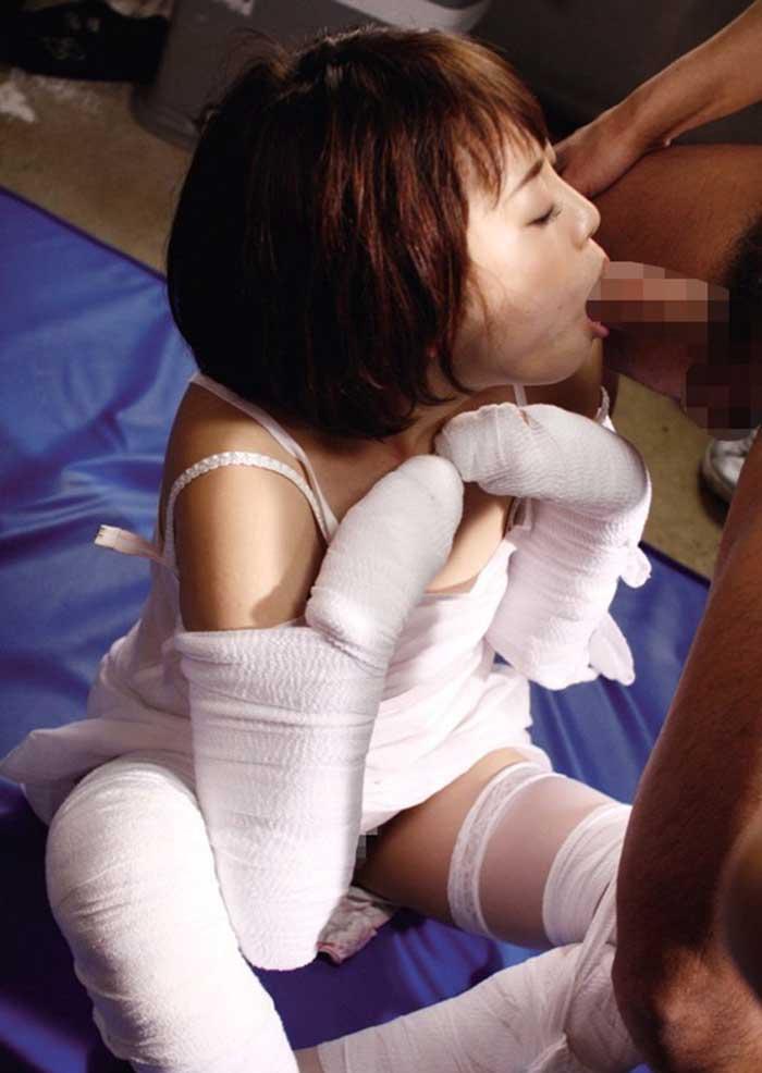 大怪我した女の子を犯す画像怖すぎワロタ。。。(画像あり)・5枚目