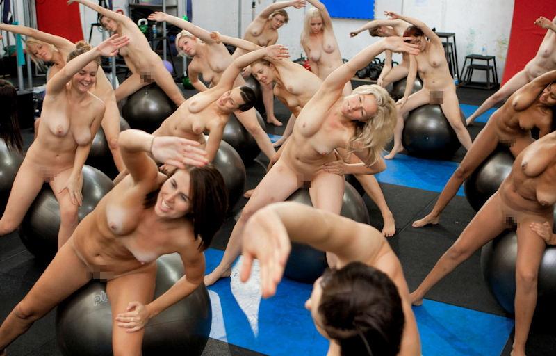 トレーニングする女子がエロ過ぎて集中できないんだが・・・(画像40枚)・20枚目