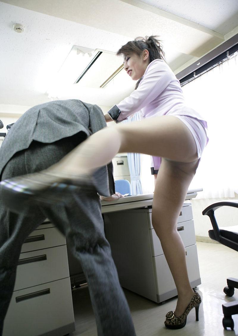 デキる女上司の男子に対するイジメ、完全にご褒美・・・・・(画像あり)・8枚目