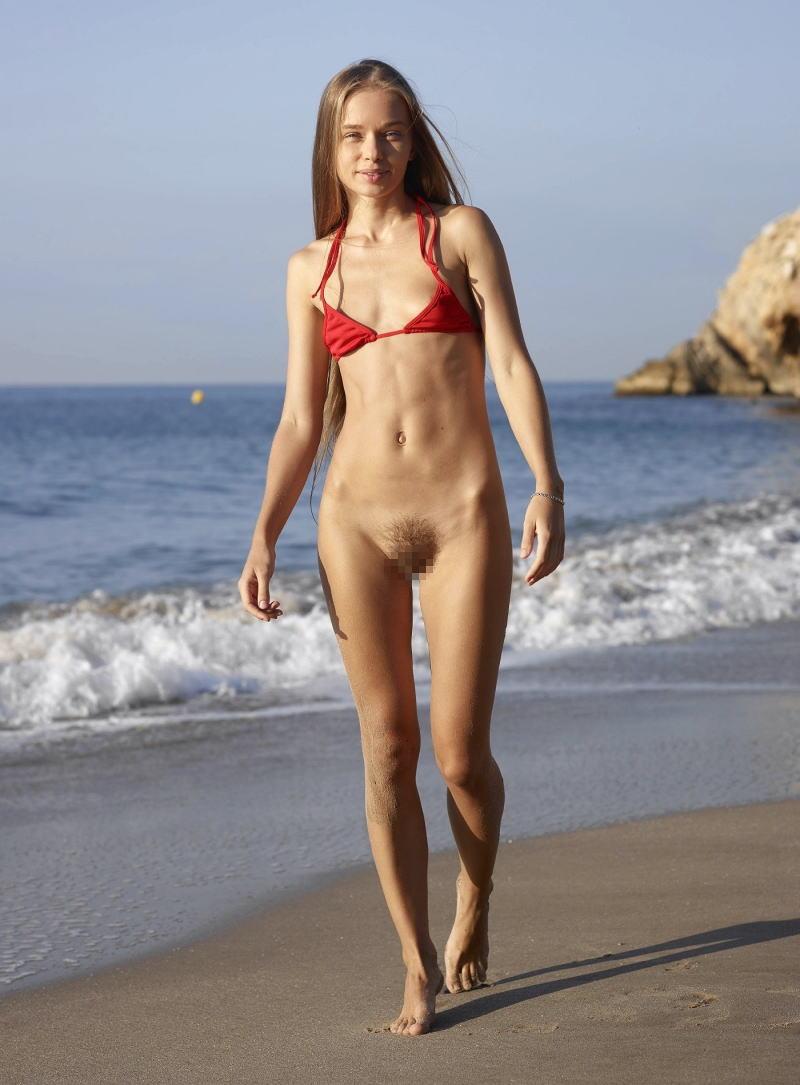 ヌーディストビーチでこの格好のヤツ、全裸より立ち悪い件。(画像あり)・6枚目