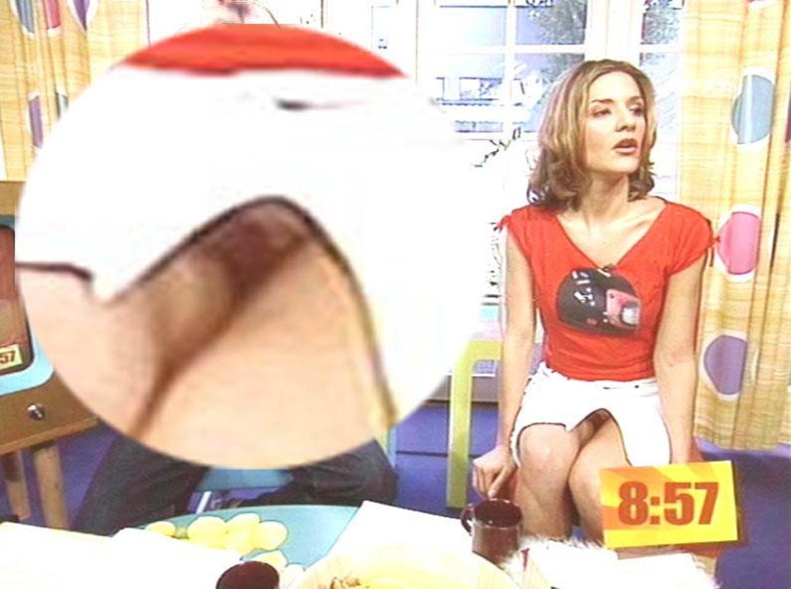 海外 TVハプニング 画像020