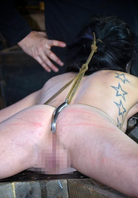 ケツ穴にフック引っ掛けて前後に引き裂く拷問GIFが怖すぎて鳥肌不可避。。。(画像あり)・9枚目