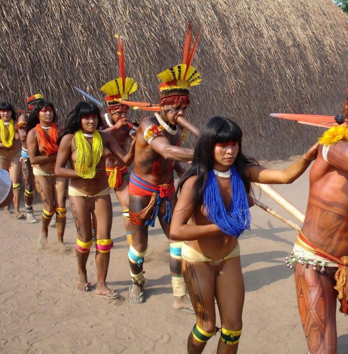【ぐぅ有能】部族最強のおっぱいがコチラwwwwwwww(画像49枚)・15枚目